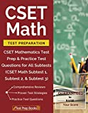 CSET Math Test Preparation: CSET Mathematics Test