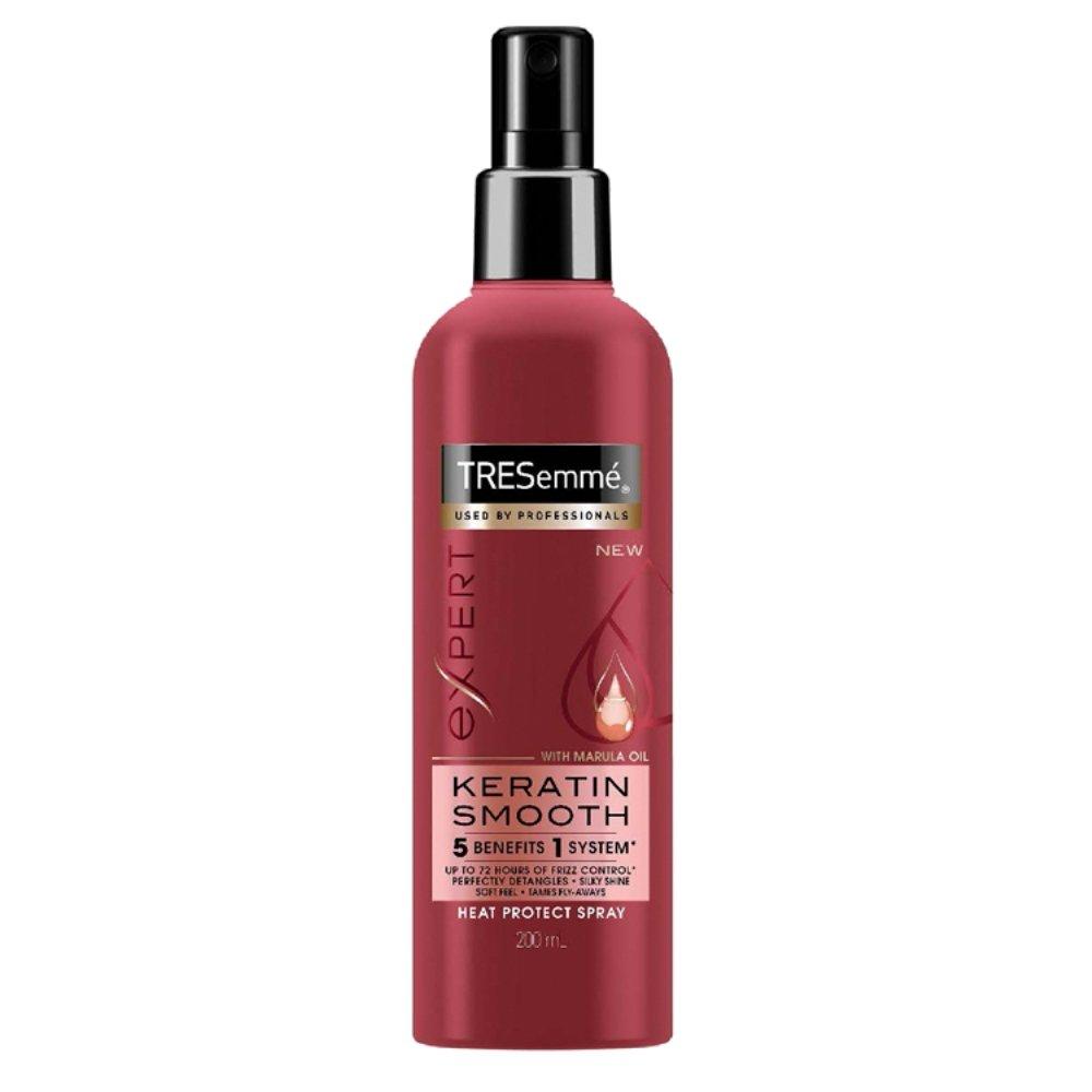 Tresemmé cheratina Smooth Heat Protect spray, 200ml Unilever Live in Morrisons