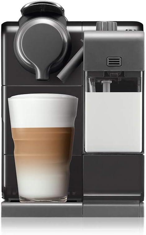 Nespresso Lattissima Touch Facelift Preta