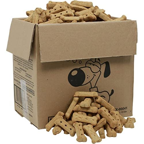 well-wreapped Office Snax Doggie Snax, 10-Pound Box