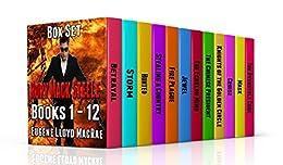 Box Set: Rory Mack Steele Thrillers Book 1-12 (Rory Mack Steele Novels) by [MacRae, Eugene Lloyd]