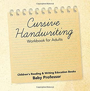Blank Handwriting Book: Practice Writing Cursive Letters ...
