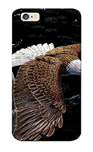 582a89c511 Standinmyside Awesome Case Cover Compatible With Iphone 6 - Eagles