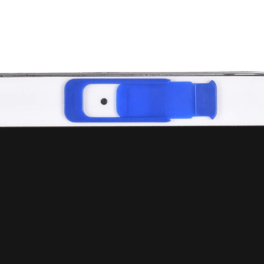 Docooler Webcam Cover Shutter Magnet Slider Plastic Universal Camera Cover Voor pour Web Ordinateur Portable iPad PC Mac Tablette Confidentialit/é Autocollant