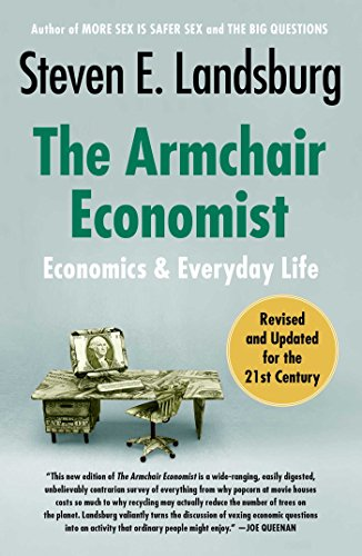 Review The Armchair Economist (revised