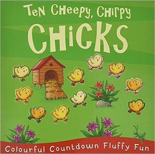 Ten Cheepy, Chirpy Chicks