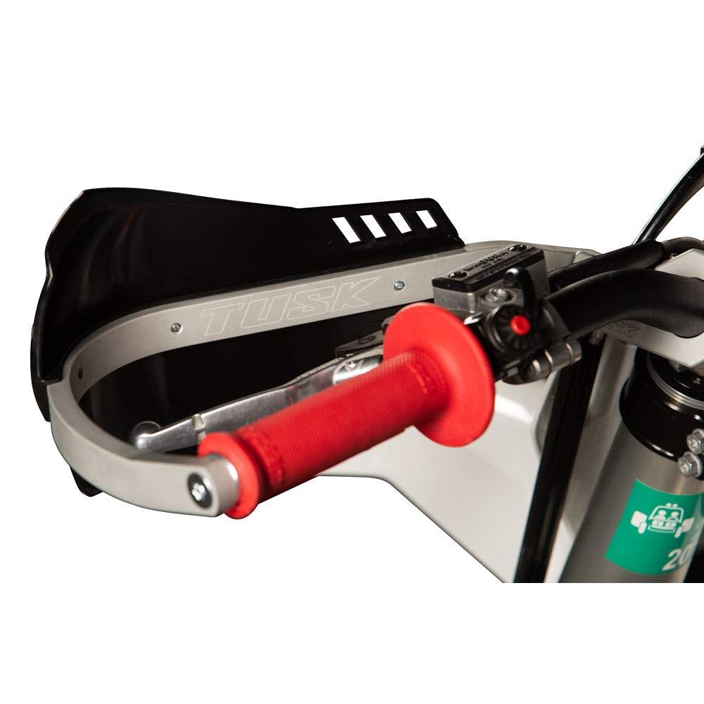 Tusk D-Flex Pro Handguards RED 7//8 Bars