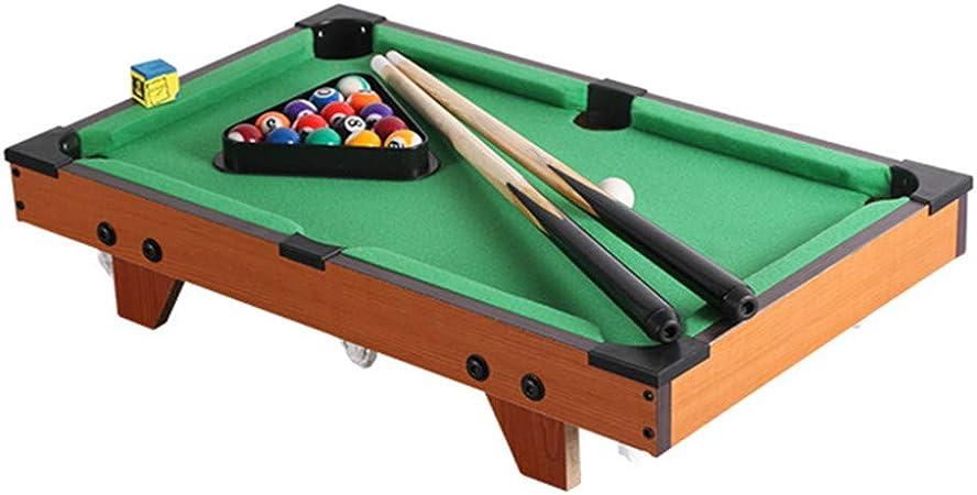 Immoch Billar Americano de Madera Mesa de Billar 51x31x17cm (51x31x17cm): Amazon.es: Juguetes y juegos