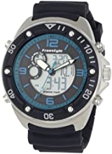 Freestyle Men's FS84945 The Precision 2.0 Classic Round Analog-Digital Dual Time Zone Watch