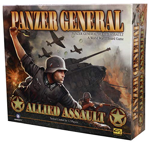(Petroglyph Games Panzer General: Allied Assault)