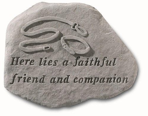 Cheap Kay Berry- Inc. 67920 Here Lies A Faithful Friend And Companion – Empty Collar Memorial – 15.5 Inches x 11.5 Inches