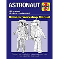 Astronaut: 1961 onwards (all roles and nationalities)