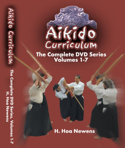 Aikido Curriculum - The Complete DVD Series - Volume 1-7