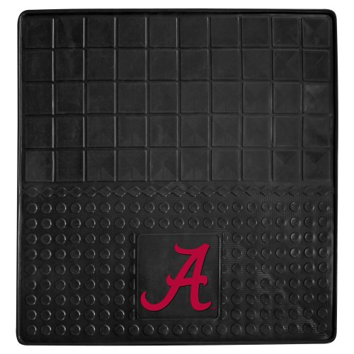 (FANMATS NCAA University of Alabama Crimson Tide Vinyl Cargo Mat)