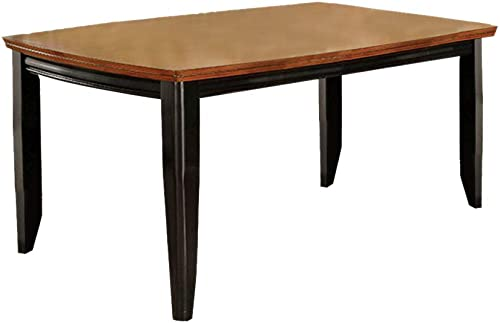 Benjara Transitional Dining Table
