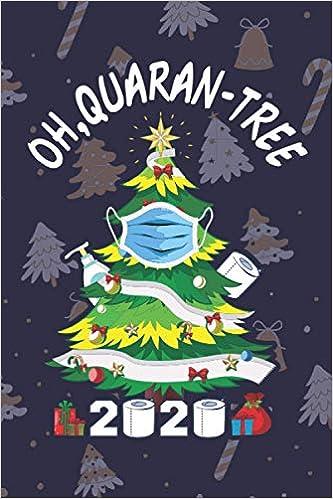 OH Quaran-Tree 2020: Tree Christmas Decor Mask Toilet Paper ...