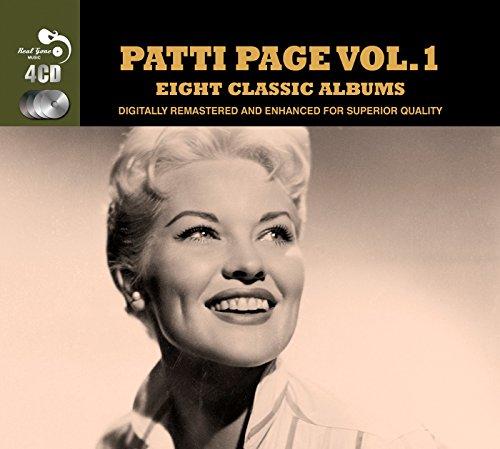 Patti Page - The Mercury Years - Volume 2 - Lyrics2You