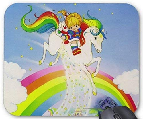 Hotel antoipyns Rainbow Brite and Starlite Memories Highly Absorbent Large Decorative Hand Towels Multipurpose for Bathroom Gym and Spa 16 X 30 Inches