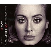 Adele 25 {Deluxe Edition CD} with 3 Bonus Tracks