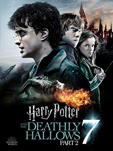 Harry Potter and the Deathly Hallows, Part 2 (Cast Of Harry Potter Deathly Hallows 2)