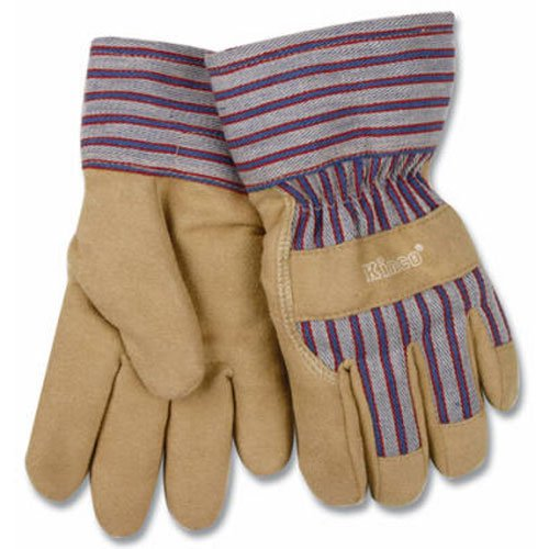 Youth Synthetic Leather - Kinco International Youth Synthetic Leather Palmglove 1927 Y Specialty Gloves