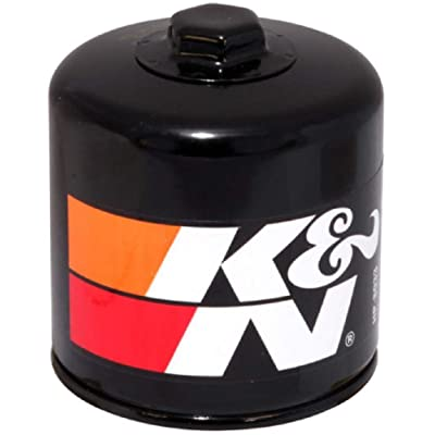 K&N Premium Oil Filter: Designed to Protect your Engine: Fits Select FREIGHTLINER/NEW HOLLAND/BOBCAT/CASE INTERNATIO Vehicle Models (See Product Description for Full List of Compatible Vehicles), HP-8033: Automotive
