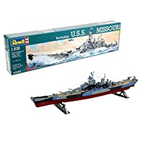 Revell 5092 - Maquette de Bateau - USS Missouri