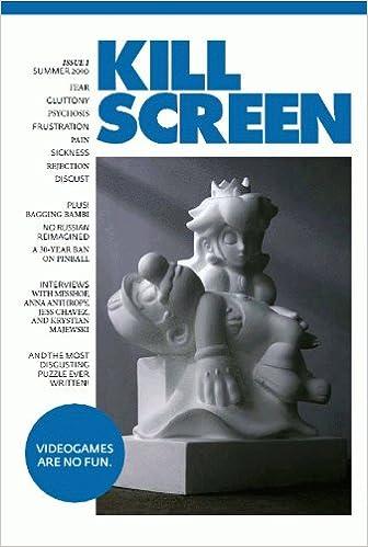 Kill Screen Issue One: The No Fun Issue (Kill Screen, 1