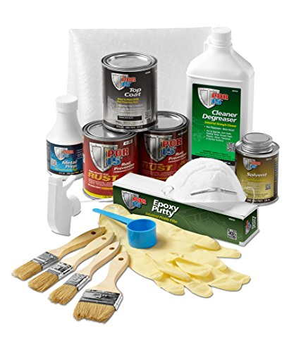 - POR-15 49519 Floor Pan and Trunk Restoration Kit