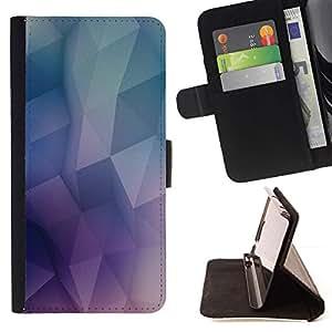 Momo Phone Case / Flip Funda de Cuero Case Cover - Patrón Geometría de neón;;;;;;;; - MOTOROLA MOTO X PLAY XT1562