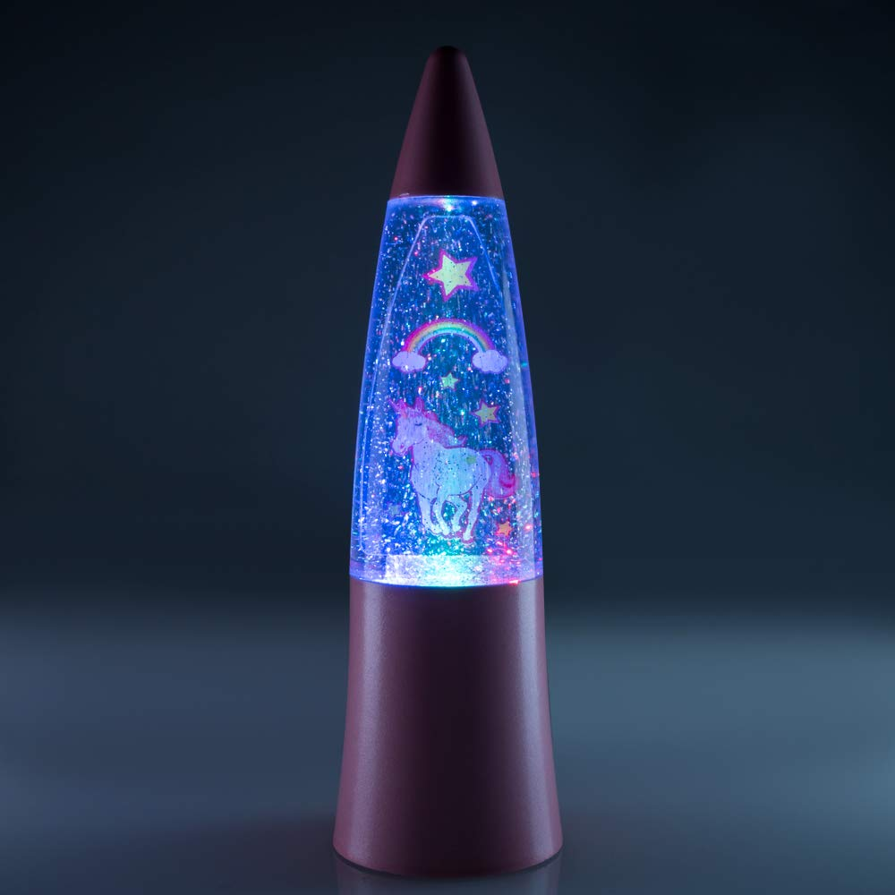 Shake & Shine Glitter Lamp - Unicorn LatestBuy KA-SS_U