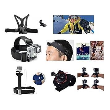InstaBox® Sport DV Cámara Kit dAccesorios Para Gopro HERO SJ4000 ...