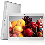 Bestenme 10 inch Tablet PC Octa Core 1280X800 IPS Bluetooth RAM 2GB ROM 32GB 8.0MP 3G Dual sim Phone Android 7.0 (silver)