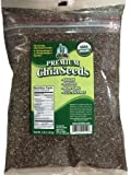 Certified Organic 6 POUNDS Get Chia Brand Chia Seeds = TWO x 3 Pound Bags