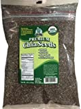 Get Chia Brand Certified Organic Chia Seeds - 24 TOTAL POUNDS = EIGHT x 3 Pound Bag