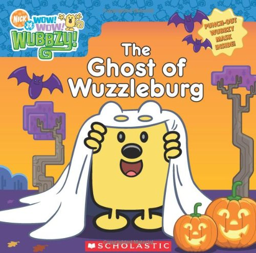 Wow! Wow! Wubbzy!: The Ghost of Wuzzleburg -