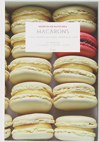 Macarons (Secretos de Pasteleria) (Spanish Edition)