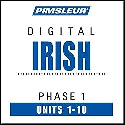 Irish Phase 1, Units 1-10