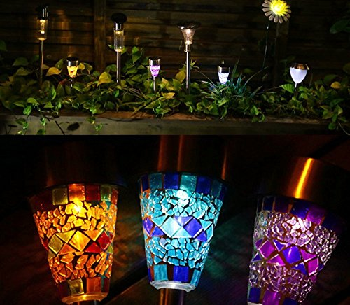 Christmas solar garden lights surlight christmas solar for Decoration jardin halloween