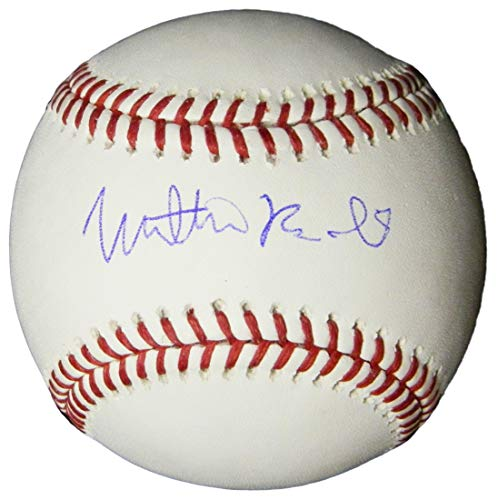 Matthew Broderick Signed Rawlings Official MLB Baseball ()