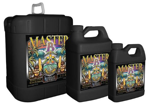 HUMBOLDT MASTER B 1 Gallon 723036 ()