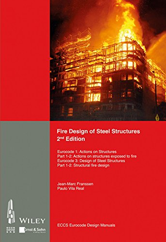Fire Design of Steel Structures: EC1: Actions on structures; Part 1-2: Actions on structure exposed to fire; EC3: Design of steel structures; Part ... fire design (Eccs Eurocode Design Manuals)