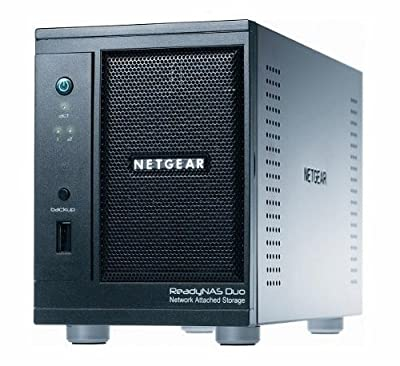 Netgear ReadyNAS Duo 2-Bay Network Attached Storage