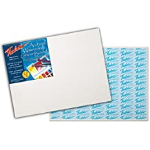 "Tara Materials Fredrix TAR-3438 8 x 10"" Watercolor Canvas Board"