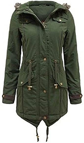 Womens Parka Coats Uk