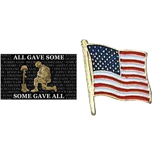 Terrific Amazon Com All Gave Some Some Gave All Flag 3Ft X 5Ft With Squirreltailoven Fun Painted Chair Ideas Images Squirreltailovenorg