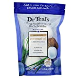 Dr Teals Pure Epsom Salt Body Lotion, Relieve & Soften with Eucalyptus & Spearmint, 10 OZ Each (2 Tubes) by Dr. Teal's
