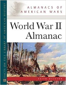 Revolutionary War Almanac (Almanacs of American Wars)