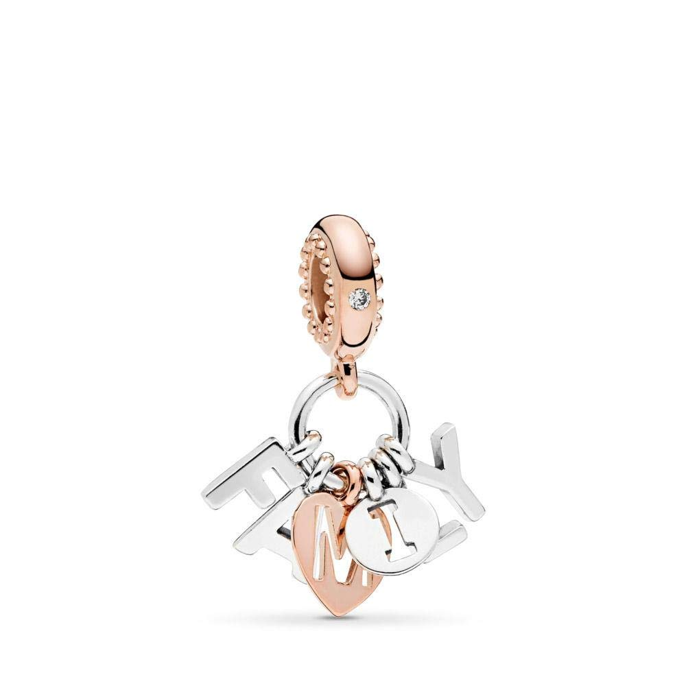 PANDORA Perfect Family PANDORA Rose Charm - 787785CZ by PANDORA