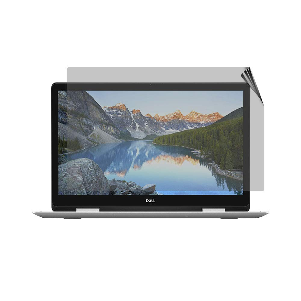 Celicious Privacy Plus 4-Way Anti-Spy Filter Screen Protector Film Compatible with Dell Inspiron 17 7786